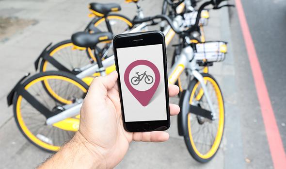 Bike Share app
