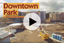 Downtown Park video