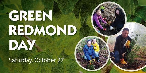 Green Redmond Day