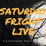 Saturday Fright Live Poster