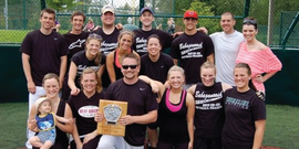 Past softball champs