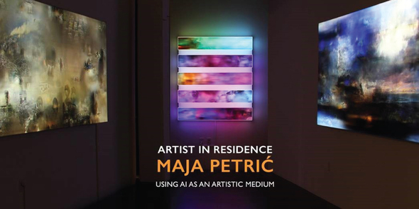 Maja Petric's Art Gallery
