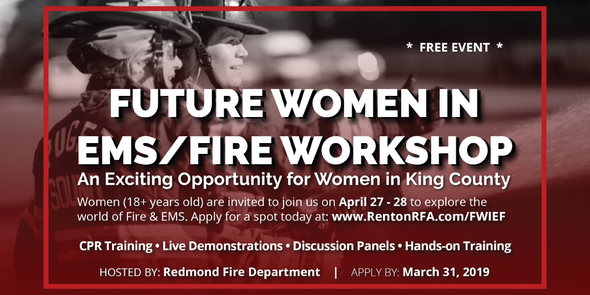 Future Women in Fire and EMS