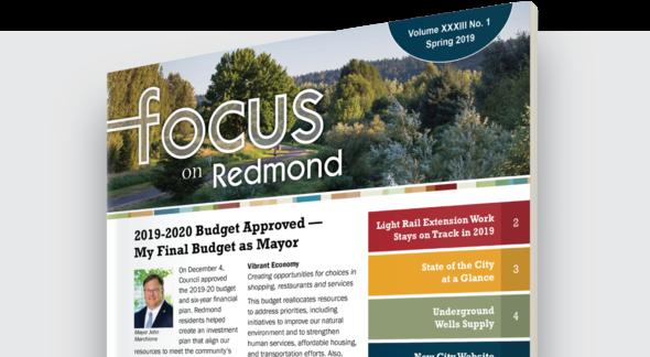 Cover of Spring 2019 Focus Magazine