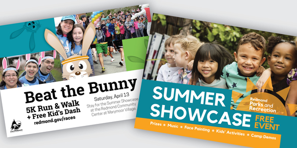 Beat the Bunny 5K and Summer Showcase
