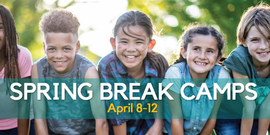 Spring Break Camps image with kids