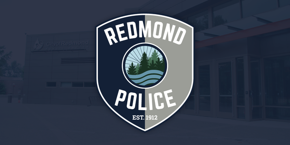 Redmond Police patch