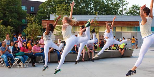 AiR by Xaviera Vandermay - 3rd Shift Dance at So Bazaar