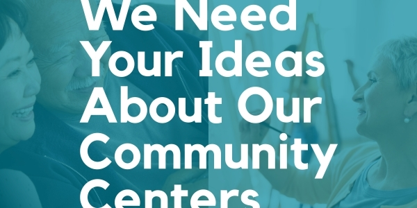 Future of Redmond Senior Center