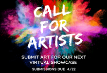 Call for Teen Artists