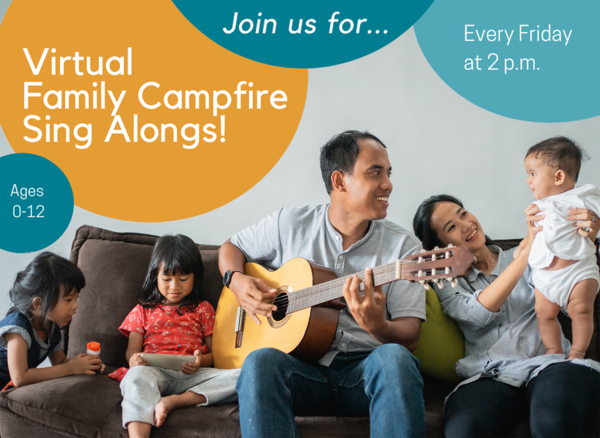 Virtual Family Campfire Sing Alongs