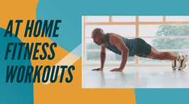 At Home Fitness Workouts