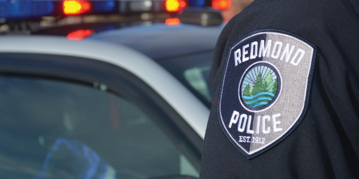 Redmond Police patch
