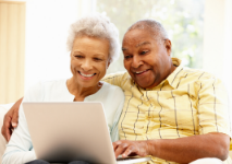 Seniors Go Virtual