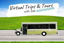 Virtual Trips and Tours with Iola