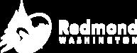 City of Redmond - White logo