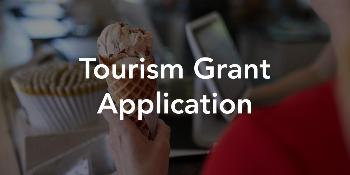 Tourism Grant Application