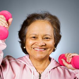 Senior Strength Virtual Fitness Class
