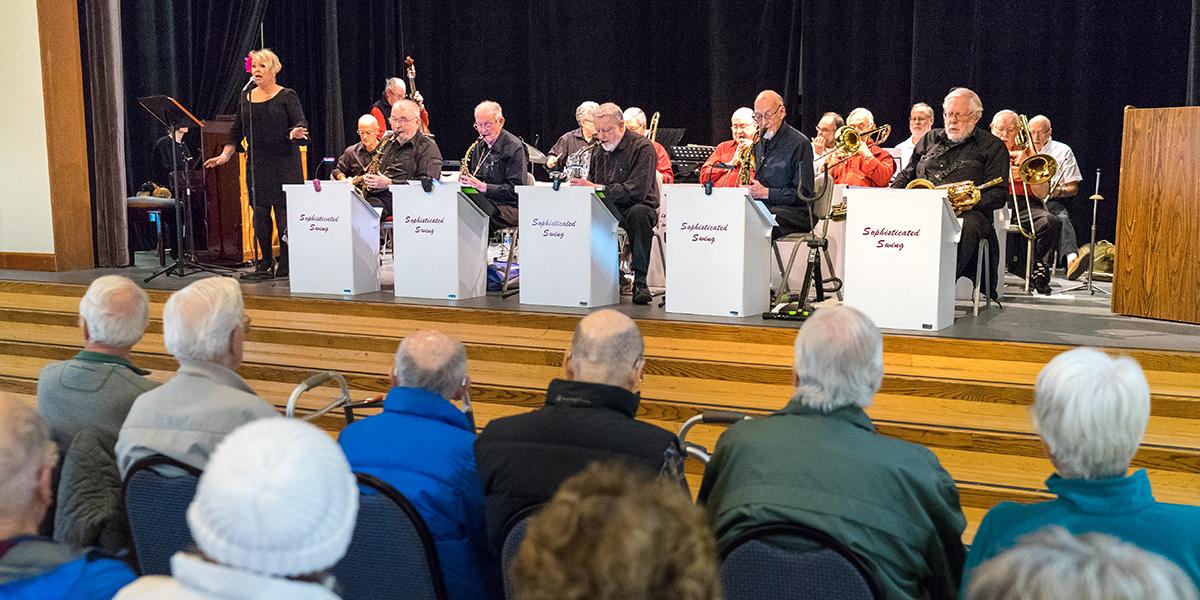 2017 Senior Center Music Performance