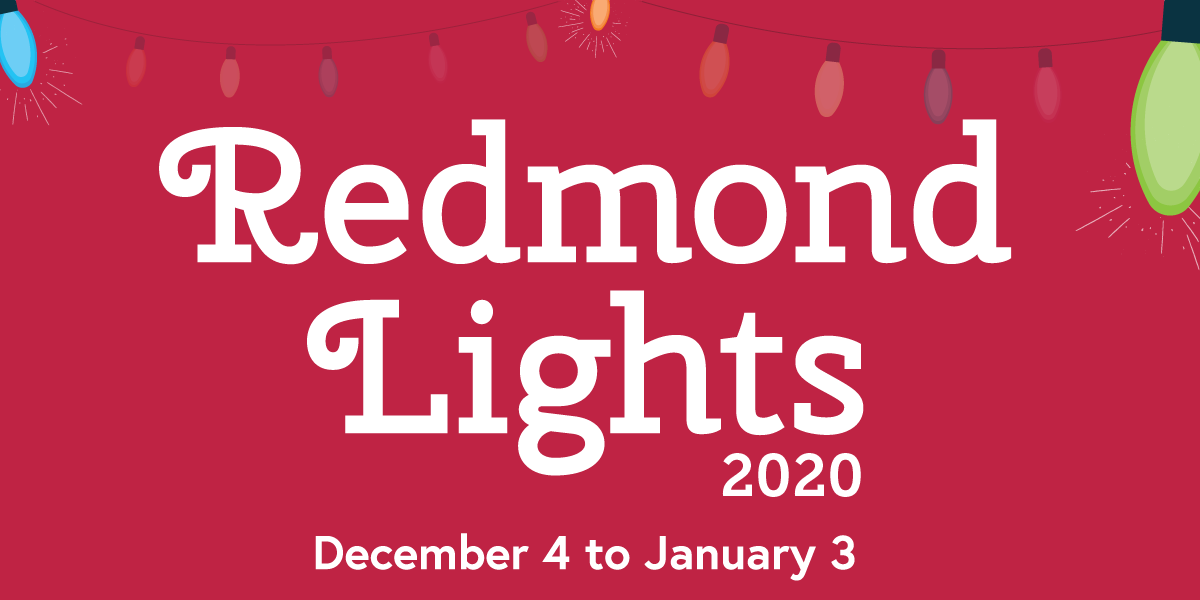 2020 Redmond Lights