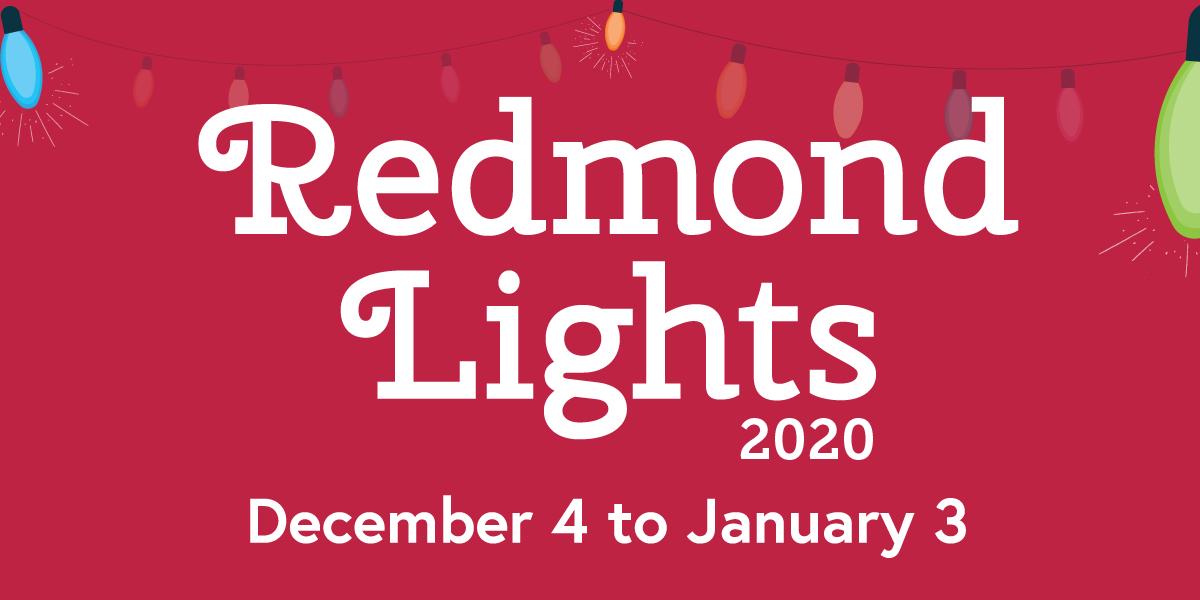 Redmond Lights 2020