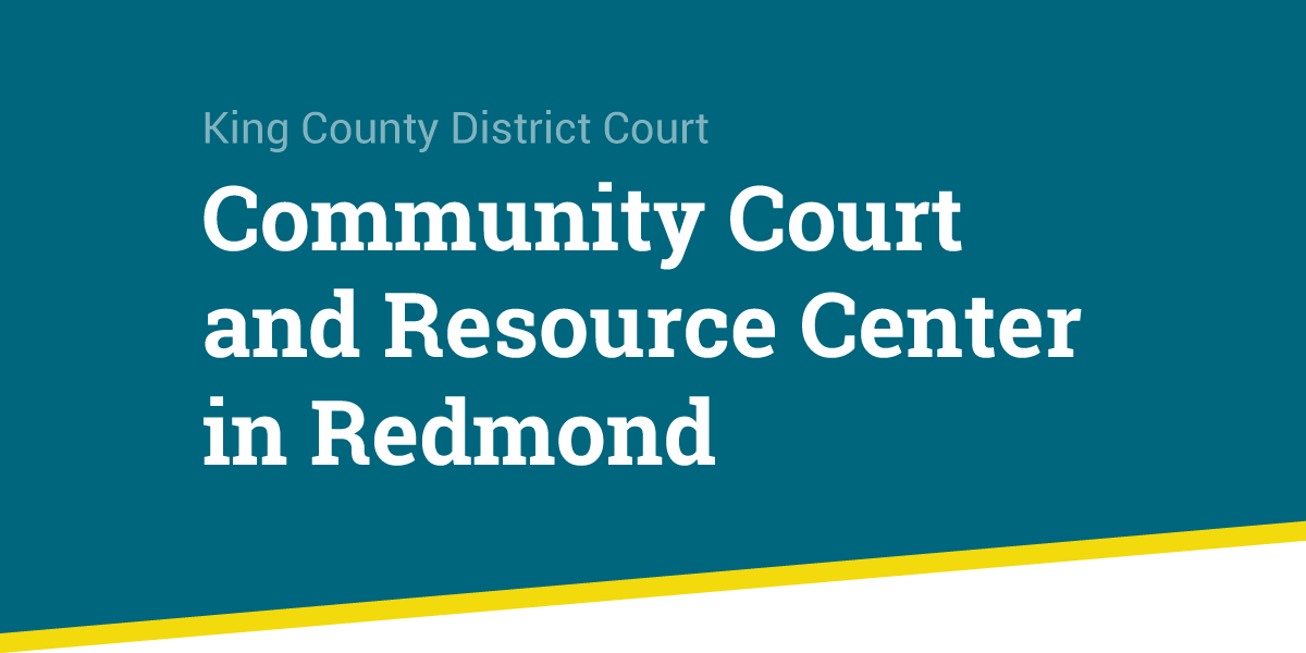 Community Court and Resource Center