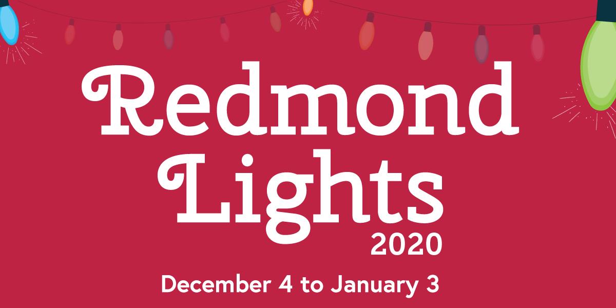 2020 Redmond Lights - feature