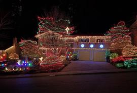 Resident Lighting Display