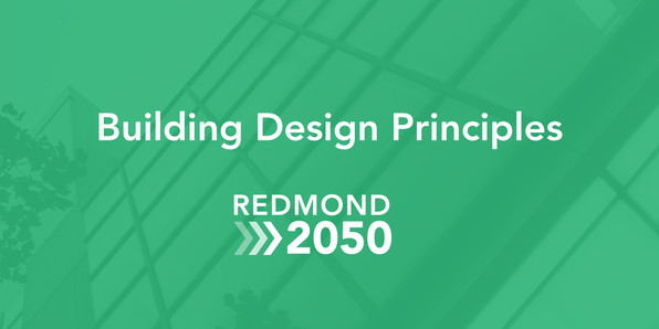 Building Design Principles