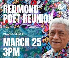 Poet Laureate Reunion