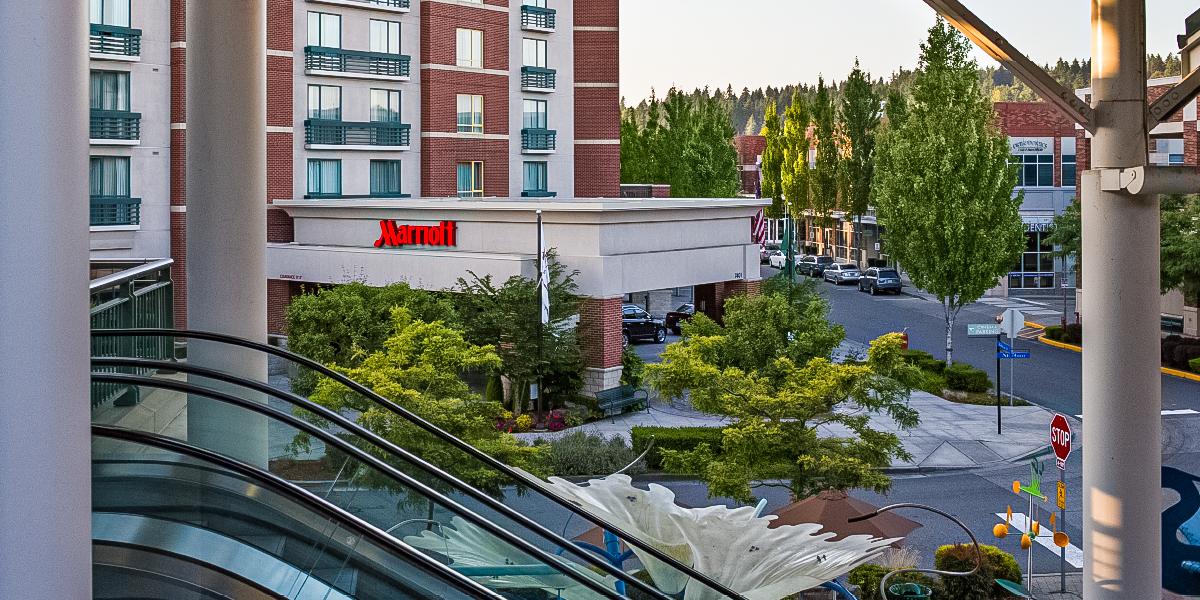 Redmond Town Center Marriott
