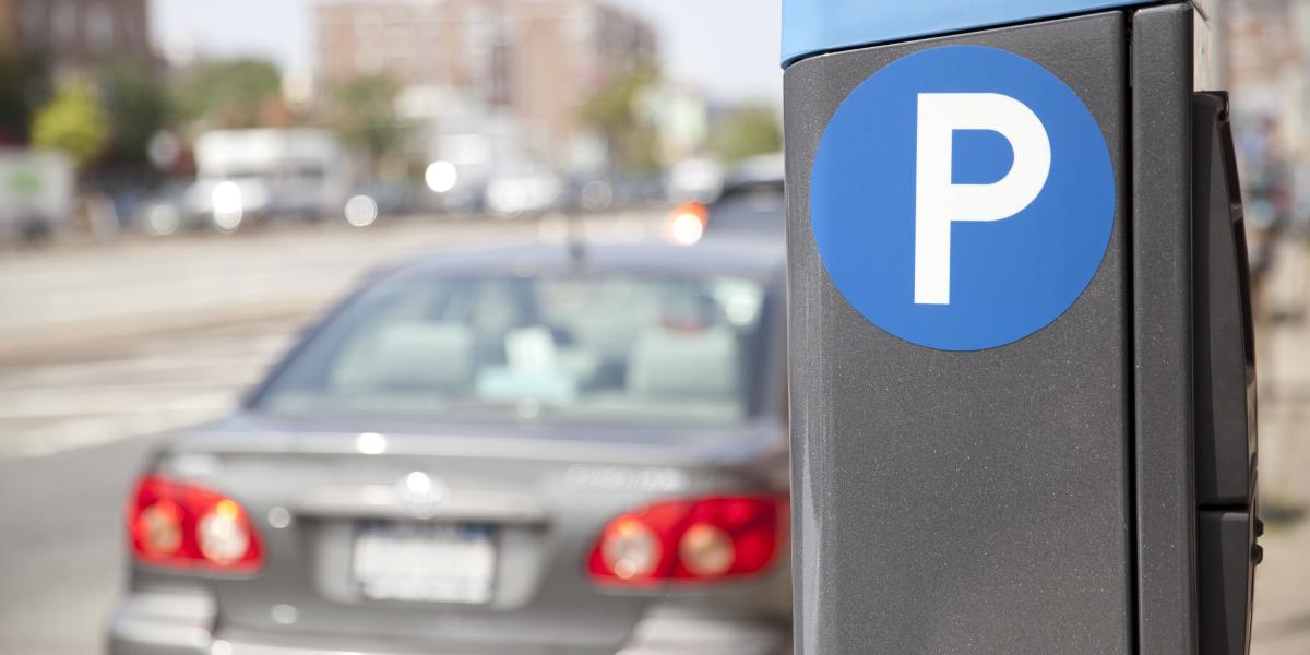 Parking in Redmond