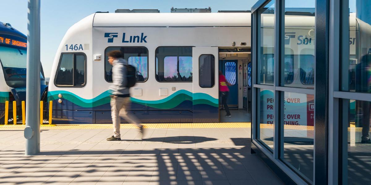 Sound Transit survey