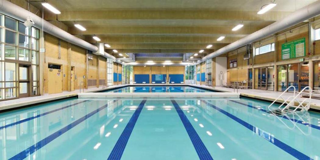 Redmond Pool is open