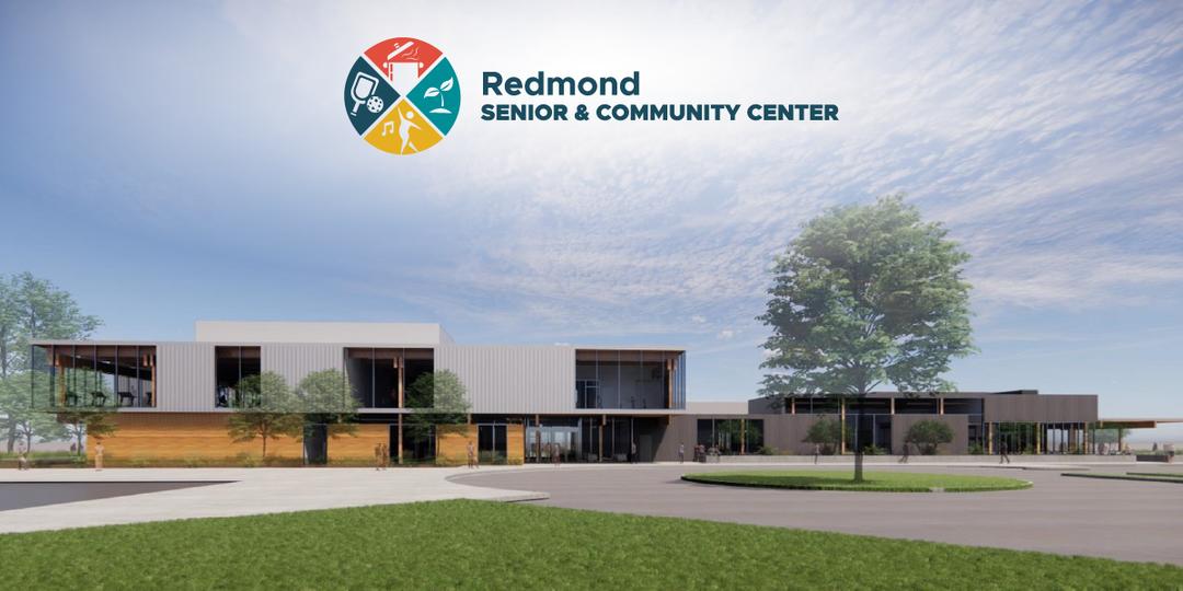 Redmond Senior and Community Center design