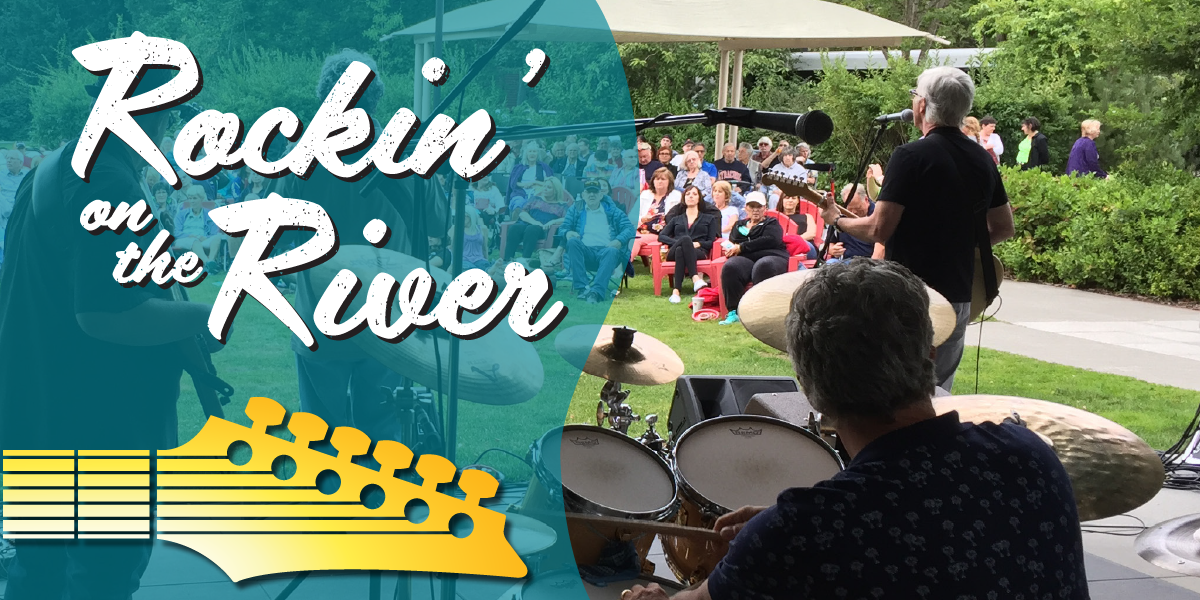 Rockin' on the river
