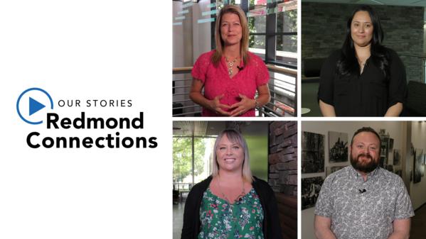 August Redmond Connections