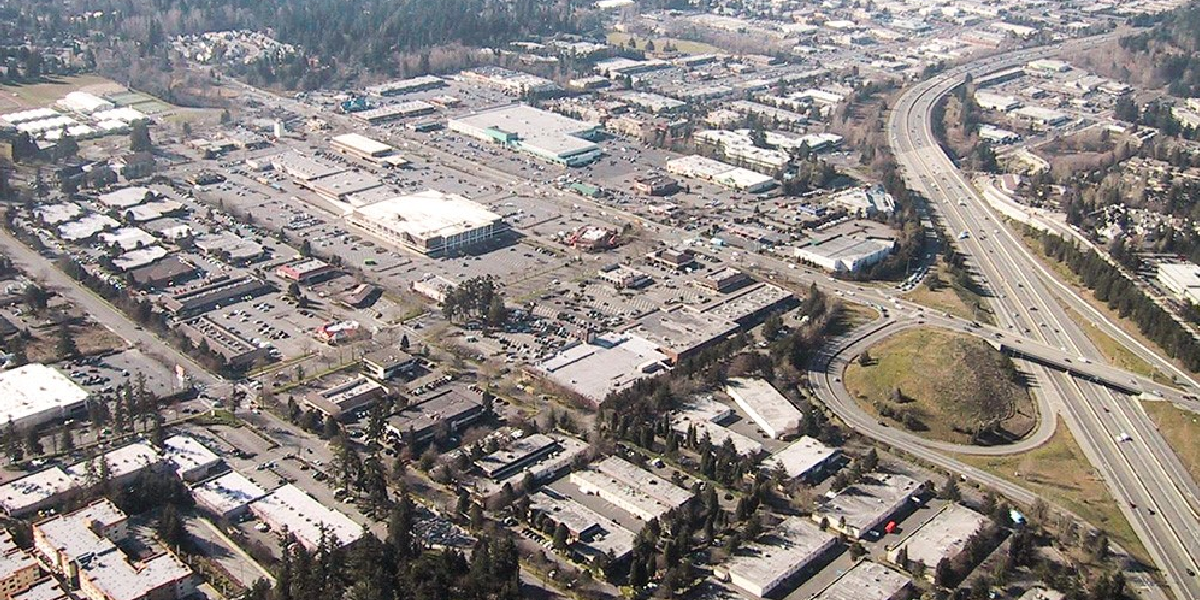 Overlake Access Ramp project