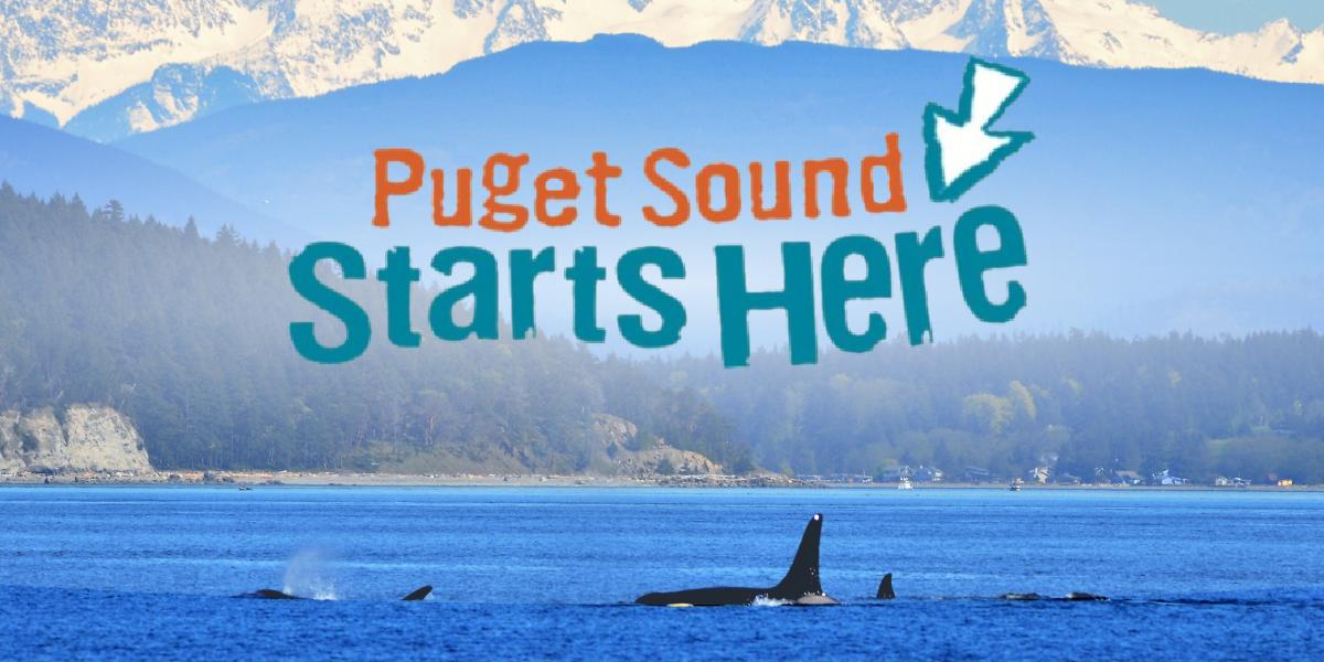 Puget Sound Starts Here