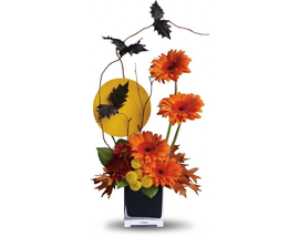 Floral arrangement in the style of this class