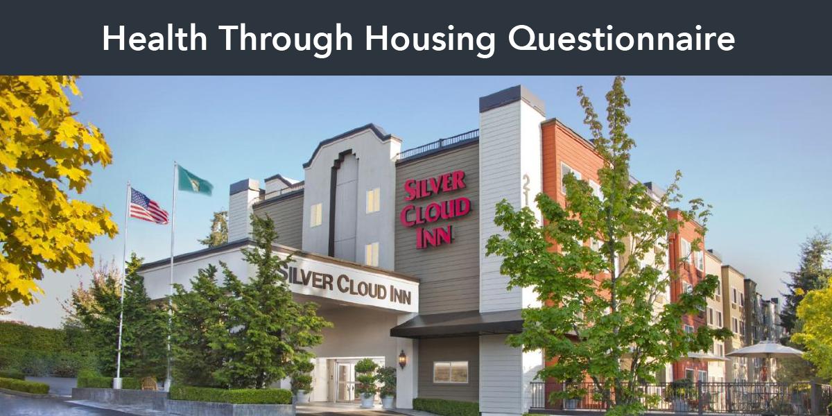 Health through housing questionnaire