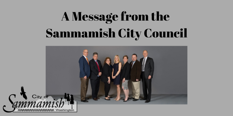 Message from City Council