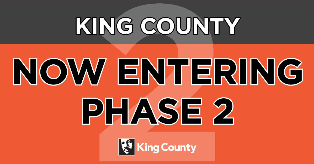King County Phase 2