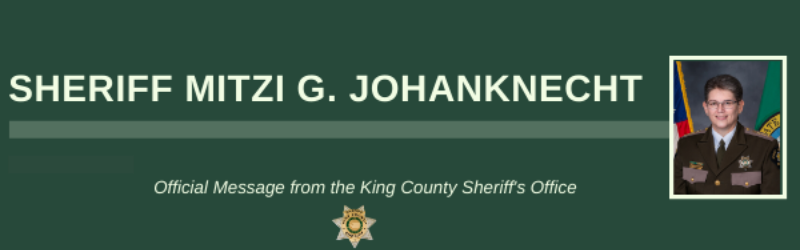 A Message from the Sheriff on 8 Can't Wait