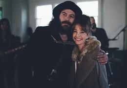 Nancy Guppy and Darren Loucas