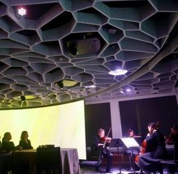 Members of the Seattle Symphony perform during a special preview of Octave 9
