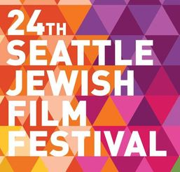 Text reads 24th Seattle Jewish Film Festival
