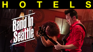 Hotels Band in Seattle promo banner