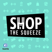 Shop the Squeeze logo