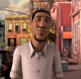 "Still from animated film ""Substance"""